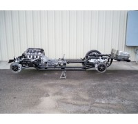 C2 Tube Chassis with C5 suspension